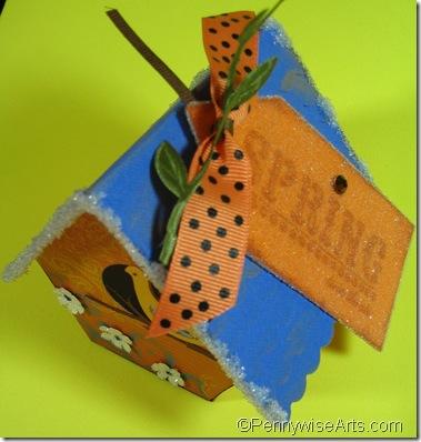 birdhouse areal