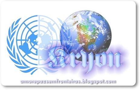 Kryon na ONU - Organização das Nações Unidas