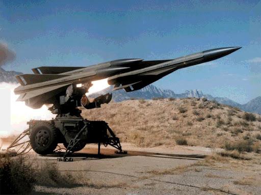 Hawk Missiles