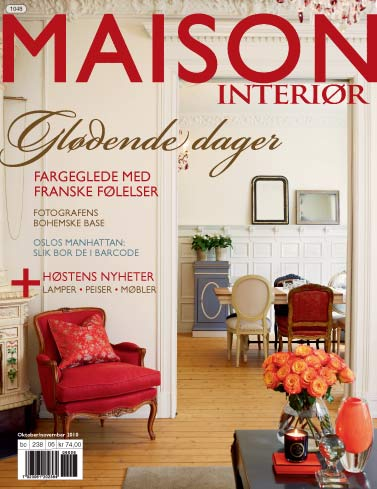 Chic scandinavian sponsor maison interi r magazine beauty information - Maison chic magazine ...