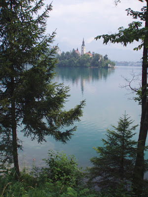 The Island on Lake Bled