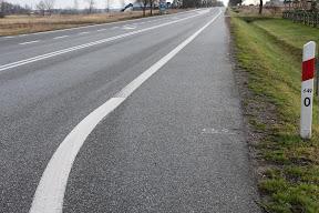 велодорожка в Польше