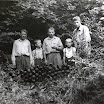 Nález vojenskéj munície deťmi - r. 1960