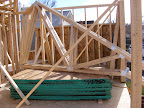 Trusses in my future bedroom
