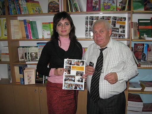 Doi Doctori si o Revista:S. Golubitchi si N. Silistraru