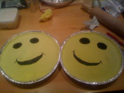 עוגות סמיילי