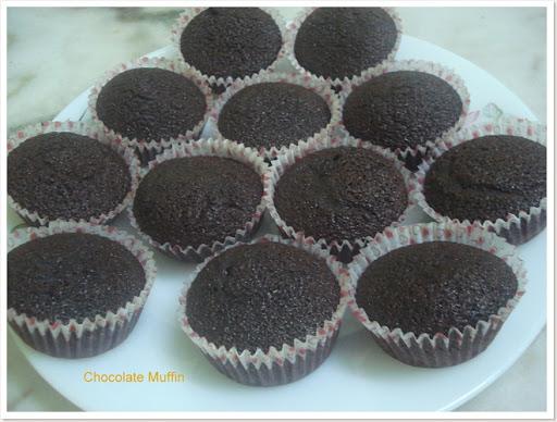 Choc Mudffin