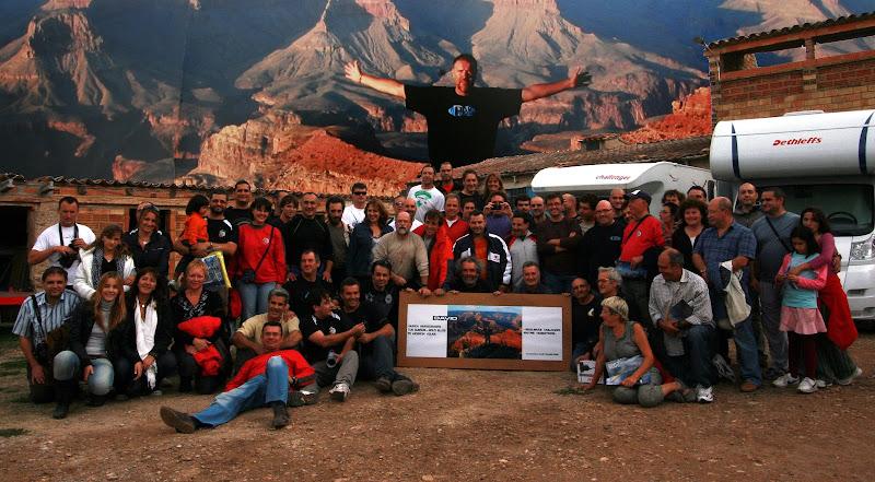 FIN Rutas en paramotor de la Trobada 2009 de Bellpuig