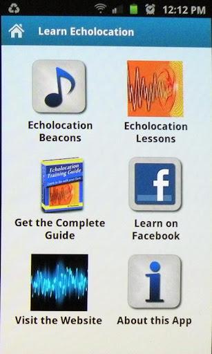 Echolocation Trainer