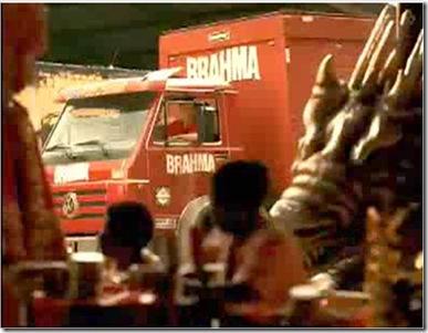 Caminhão Brahma