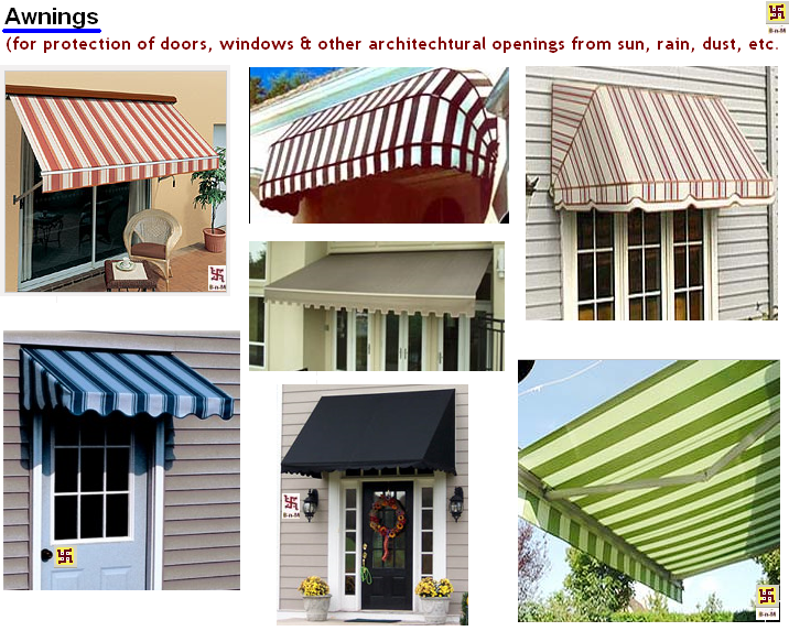 Architecture Awnings What Are Awnings Use Of