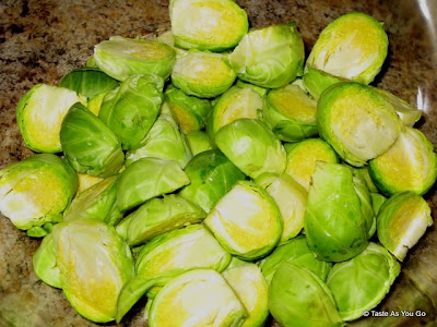 Brussels Sprouts - Photo by Taste As You Go
