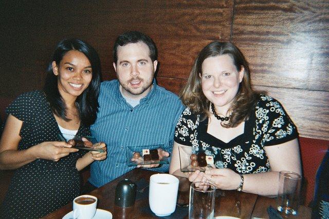 Members of the Lehigh Dinner Club  Taste As You Go