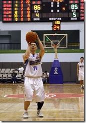 第六季SBL年度第一隊-達欣張智峰