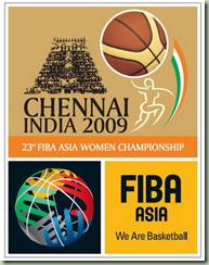 FIBA_Asia_Championship_for_Women_2009_logo