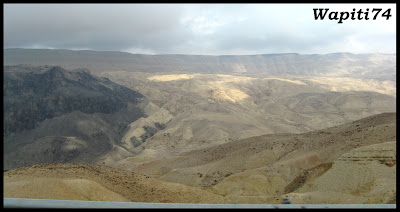 Jordanie : au pays des Nabatéens, des Grecs, des Croisés... et de Dame Nature ! 160%20Route%20des%20Rois