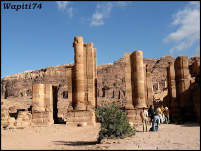 Jordanie : au pays des Nabatéens, des Grecs, des Croisés... et de Dame Nature ! 262%20Petra