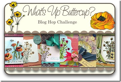 What's Up Buttercup Blog Hop Challenge
