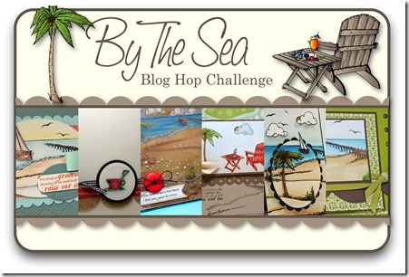 By The Sea Blog Hop Challenge