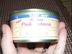 salmon can