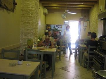 chania market lunch restaurant