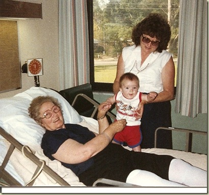 Aunt Lucy Jason and Aunt Nellie