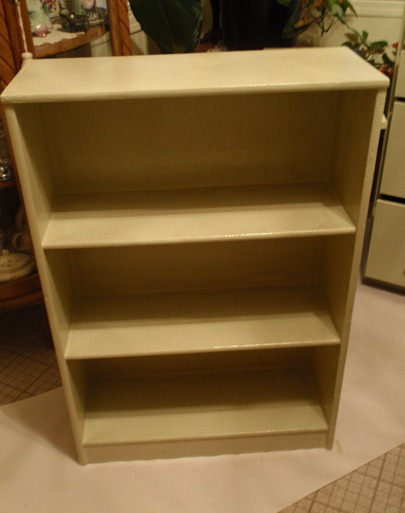 book shelf taller one