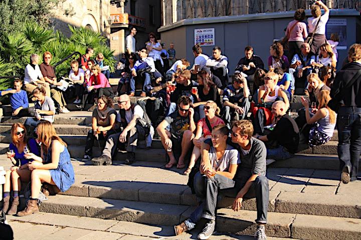 Мечты сбываются, или Моя жизнь в Барселоне (онлайн)