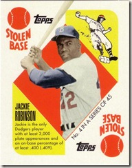 2010 Topps  Target Red Robinson
