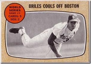 Briles 1968 WS
