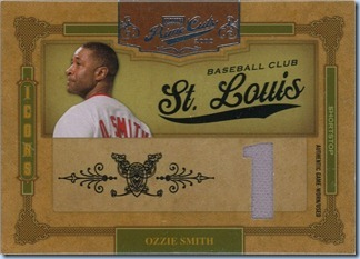2008 Donruss Smith Jersey 51 of 99