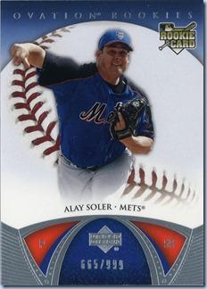 2006 Ovation Soler 665 of 999