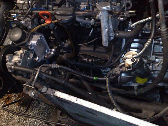 Réfection Moteur W638 avec dépose de boite de vitesses - Page 2 15122010753