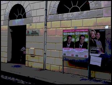 Panneaux electoraux 1