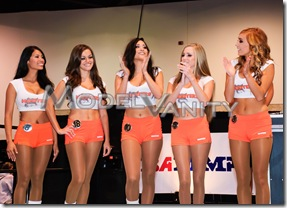 MV Hooters Contest So California OC Autoshow 2010