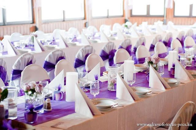 decoracao de sala lilas : decoracao de sala lilas:Decoração de Casamento em Lilás – A Festa de Casamento