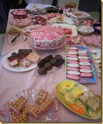 Pink Afternoon Tea 2