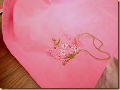 Glenda's Pink Napkin