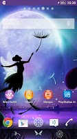 Screenshot of XPERIA™ THEME Fantasy
