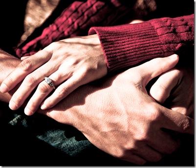 Engagement Red Rock Portrait-6145