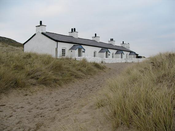 llandwyn pilot houses