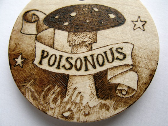 poisonous