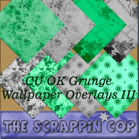 http://thescrappincop.blogspot.com/2010/01/cu-ok-grunge-wallpaper-overlay-set-iii.html