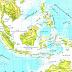 خريطة اندونيسيا بالعربي