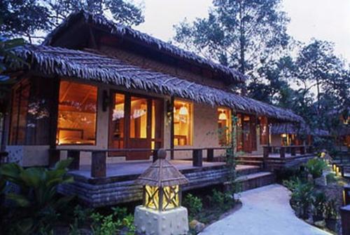 فندق كوخ في تايلاند