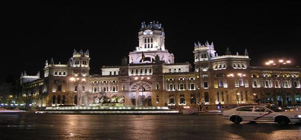 اسبانيا مدريد