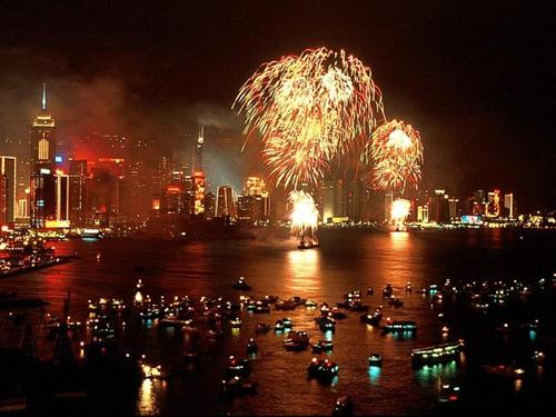 صور احتفالات رأس السنة تايلاند