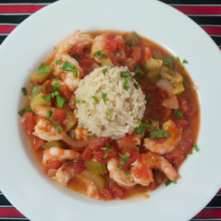 Slow Cooker Slow Cooker Shrimp Creole