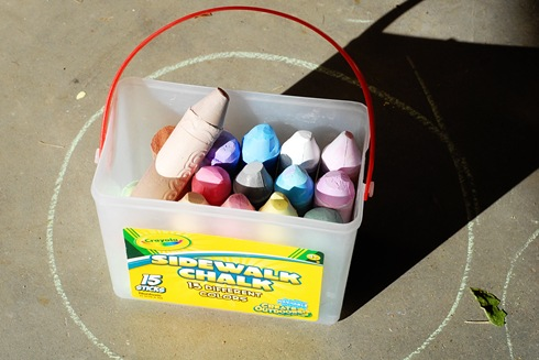 box o chalk