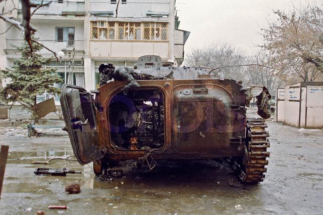 Книга памяти москвы в чеченской войне